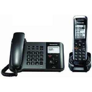 SIP телефон KX-TGP551 для работы с виртуальной АТС Panasonic