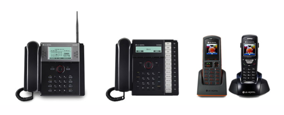 LG-Ericsson Wireless SOHO - беспроводная DECT мини-АТС для малого бизнеса