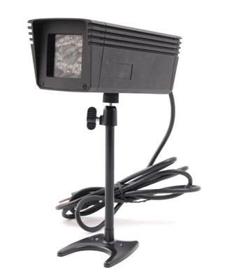 IP камера вместо лампочки. Уличный вариант