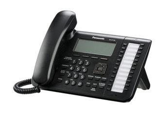 SIP-телефоны Panasonic KX-UT
